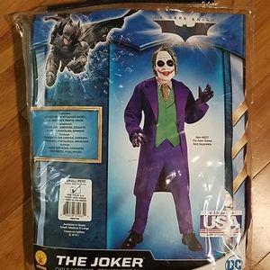 Boys| Joker Costume | The Dark Night Trilogy Small